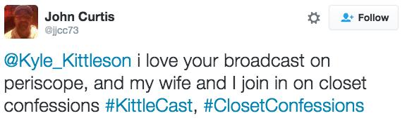 #ClosetConfessions